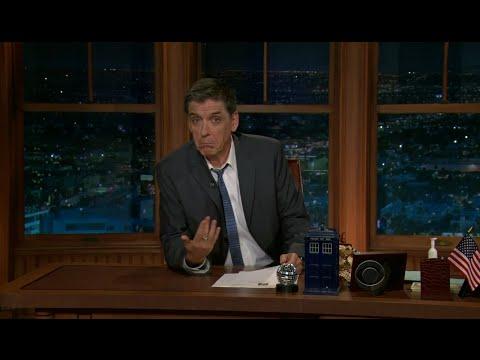 Late Late Show with Craig Ferguson 6/2/2011 Dick Van Dyke, Kristin Gore