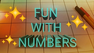 Fun With Numbers (Kitty Party Games) 🔟♶♵💯
