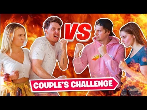 CLICK COUPLES TAG CHALLENGE!