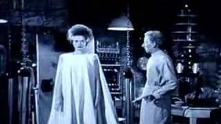 Bride of Frankenstein - She