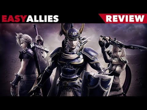 Dissidia Final Fantasy NT - Easy Allies Review