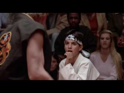 The Karate Kid (1984) - Daniel Vs Johnny Scene (5/5) | MovieTimeTV