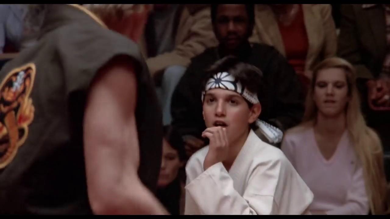 Download The Karate Kid (1984) - Daniel Vs Johnny Scene (5/5) | MovieTimeTV