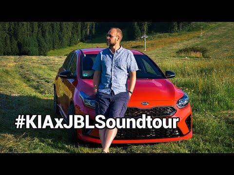 Vlog: Mit KIA & JBL auf Soundtour durch Budapest, Slowakei & Österreich (Werbung)