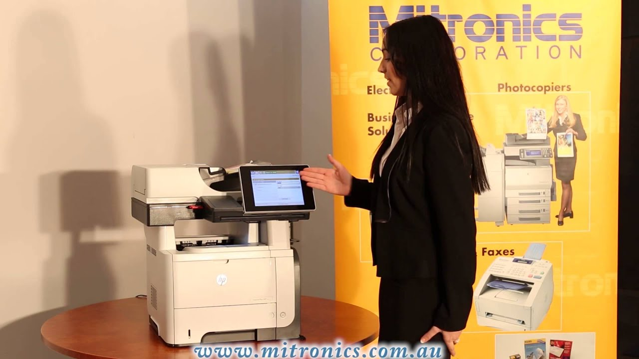 scan to pdf with hp printer