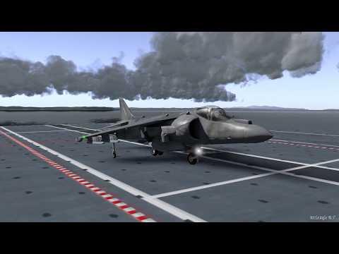 Combat Air Patrol 2 v811.2 - Quick flight over Liverpool