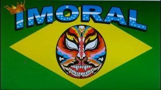 Barracao da Turma IMORAL &amp TOQUE de Madureira 2017 ( 4 batebola)