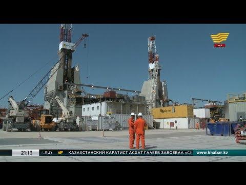 В Туркменистане открыли завод по производству бензина из газа