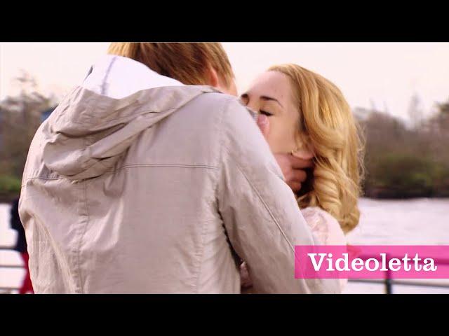 Violetta 3 English - Ludmila and Felipe kiss Ep4748