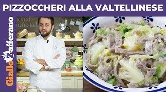 PIZZOCCHERI ALLA VALTELLINESE di Alessandro Negrini