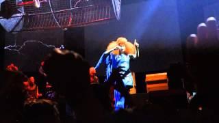 Björk - Declare Independence @taipei 10-8-13