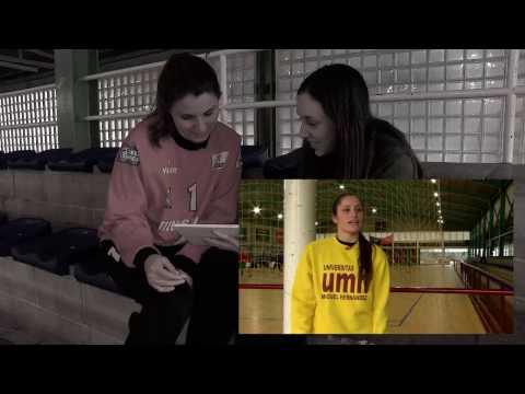 Los rostros del deporte olvidado: Miriam Sempere
