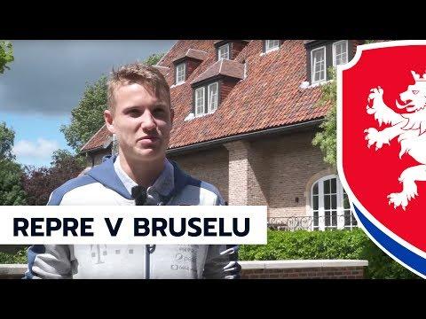 Bydlení A-týmu v Bruselu: Hotel na kraji města