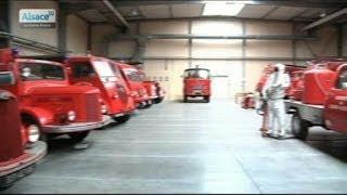 Les sapeurs pompiers ont leur musée! (Alsace)