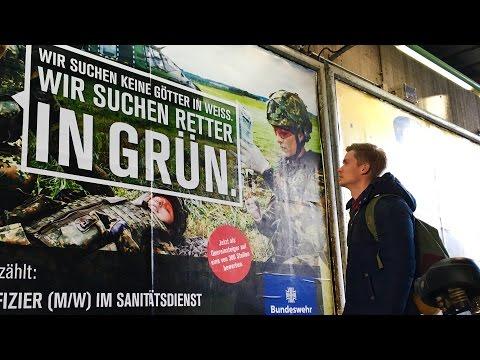 Wie die Bundeswehr um Nachwuchs kämpft