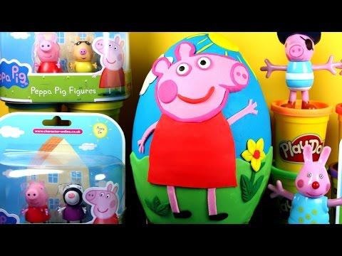 Peppa pig episodio italiano con il pongo e giocattoli e for Missile peppa pig