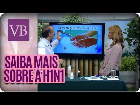 Gripe H1N1- Você Bonita (31/03/16)