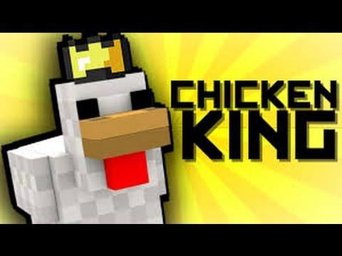 Chicken Nugget Song In MINECRAFT