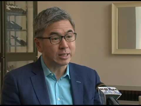Resorts World Manila president pays Guam a visit
