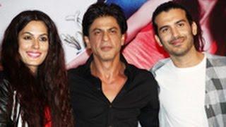 Shah Rukh Khan Unveils 'Mad About Dance' App   Saahil Prem, Amrit Maghera, Abhishek Saha