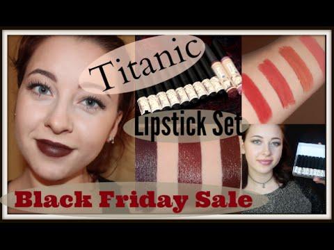 Titanic Lipstick