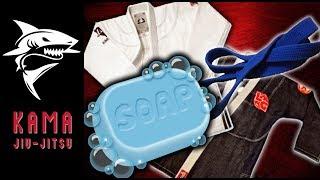 Don't Stink! Belt & Gi Washing How To's - Kama Jiu-Jitsu
