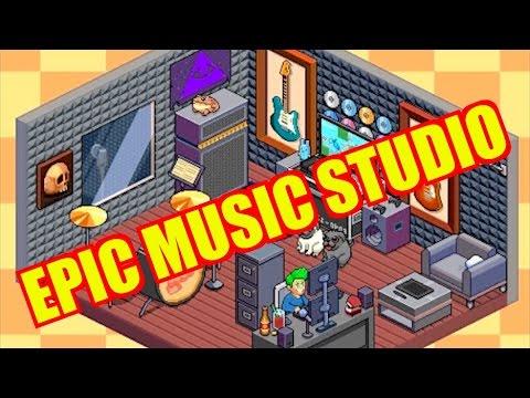 PEWDIEPIE'S TUBER SIMULATOR - EPIC MUSIC STUDIO!!