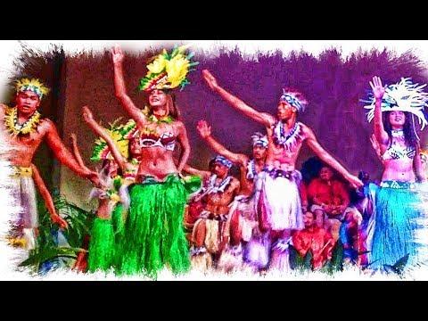 Cook Island Dance 2018 Rarotonga
