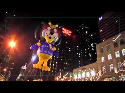 The BMO Harris Bank Magnificent Mile Lights Festival®