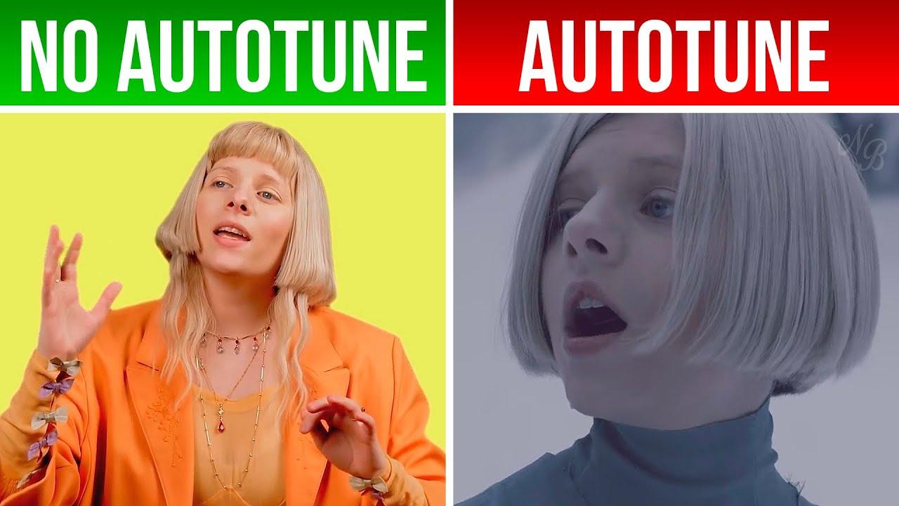 AURORA 'Runaway' | *AUTOTUNE VS NO AUTOTUNE* (Genius)