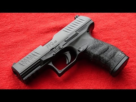 NEW Walther PPQ .45 ACP First Look (HD)