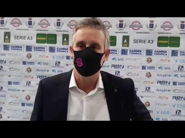 #SerieA3  Coach Durand: