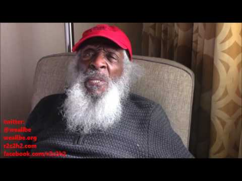 PRE-INauguration 2017: Dick GREgory On 2 SUNs, 2 Donald Trumps, Fake WhITes, & Bishop Eddie Long""