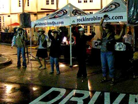 Rockin Robins DJs