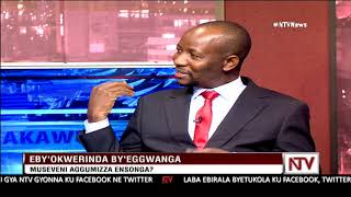 EBY'OKWERINDA BY'EGGWANGA: Museveni aggumizza ensonga? thumbnail