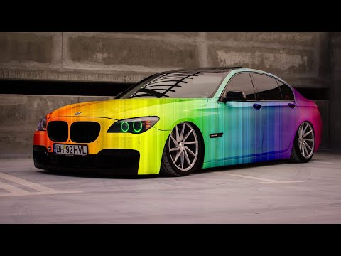BMW 7 Story Color Obsession