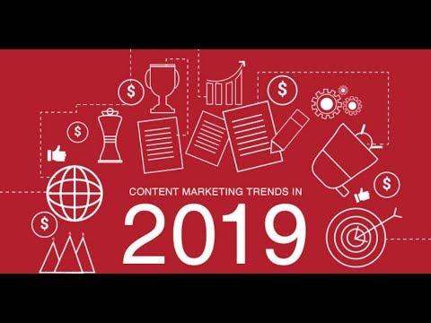 Content Marketing căn bản – Xây dựng nội dung marketing online năm 2019 có gì mới?