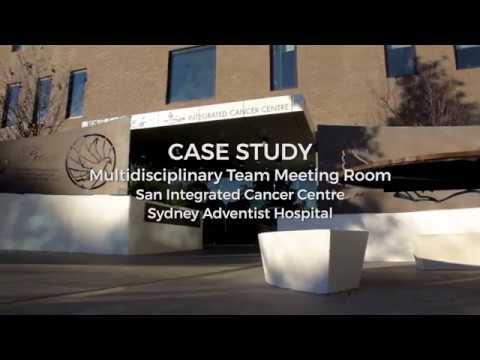 Sydney Adventist Hospital - SAN Integrated Cancer Centre Multi Disciplinary Team Meeting Room