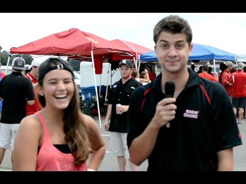 La Tech Bulldogs Vs Louisiana - Ragin' Cajun Tailgate TV