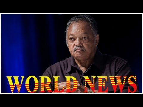 [WORLD NEWS] Publicity about Jesse jackson diagnosed with Parkinson's