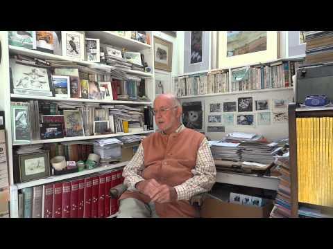 Mall Galleries talks to Robert Gillmor