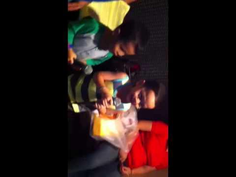 Al & abi karaoke balonku