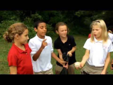 Congressional School 5th Grade scientists share their passion for a clean environment