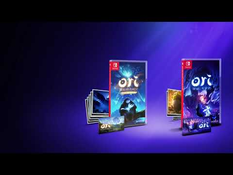 Ori and The Will of The Wisps – Nintendo Switch Physical Edition Announcement German Trailer