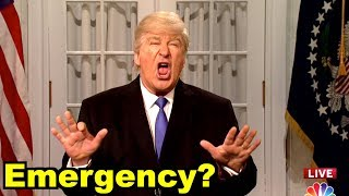 Trump Emergency? - Alec Baldwin, Rush Limbaugh & MORE! LV Sunday LIVE Clip Roundup 304