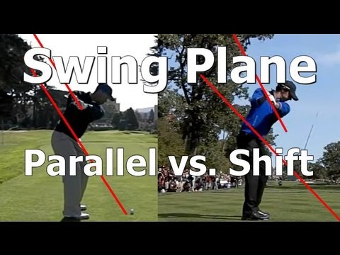 parallel planes in sports. golf swing plane lesson: learn the difference between a parallel and shift planes in sports o