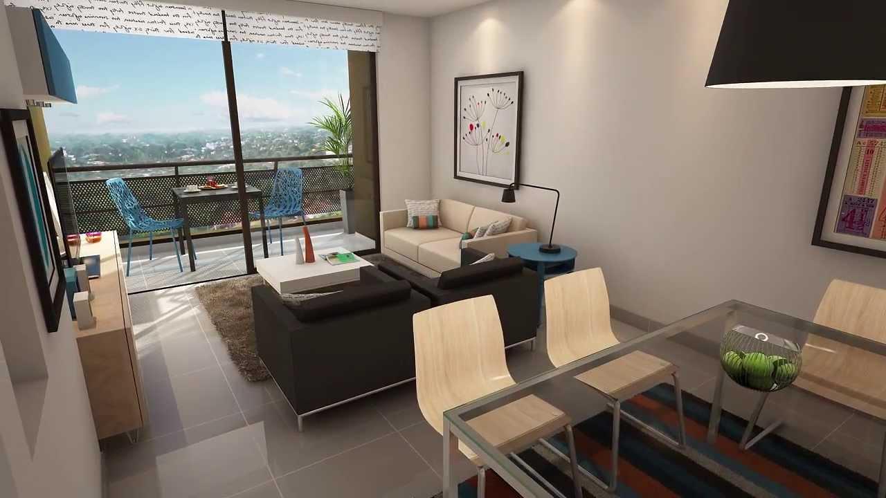 Soltero sin apuro departamento 1 dormitorio torre 3 for Como decorar un departamento moderno