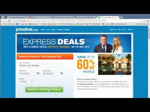 How To Score Cheap Hotels On Priceline (The Ultimate Guide)