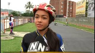 Deportistas de Ciudad Bolívar llegaron a la Copa Antioquia de Patinaje [Noticias]
