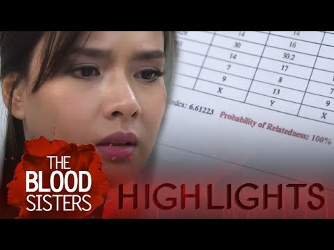 The Blood Sisters: Carrie finds out the truth   EP 7